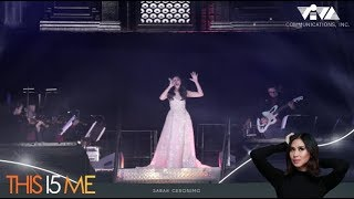Sarah Geronimo This 15 Me: GRAND OPENING! Sarah G conquers the stage!