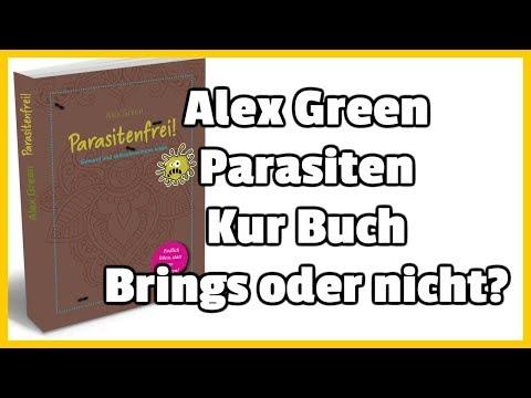 Alex Green Parasiten Kur Buch I Brings oder nicht?I Rezension