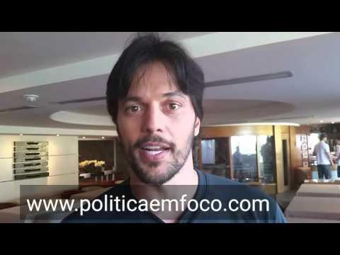 Deputado Fábio Faria fala sobre iniciativa do Futebol Solidário