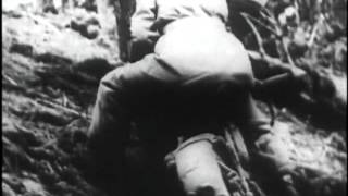 Canadian Army Newsreel - Dispatch Riders Train For Action