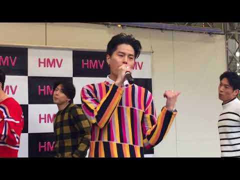 5tion 20180217 【Love takes time】@大宮アルシェ店 1部