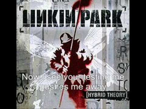 Linkin Park - Pushing Me Away(with lyrics)