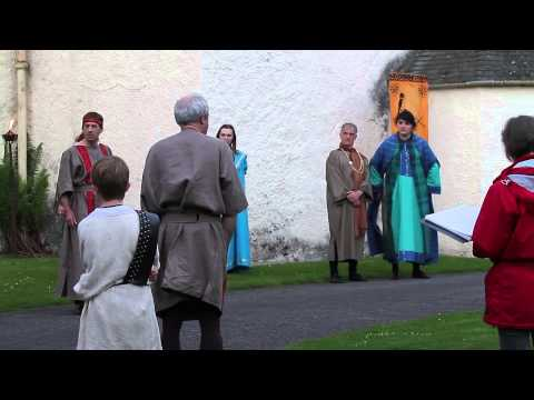 Shakespeare at Traquair: The Comedy of Errors Act 5 Scene 1