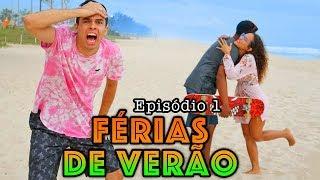 FÉRIAS DE VERÃO! - A REVELAÇÃO! (TEMPORADA 3) - EPI. 1 - KIDS FUN