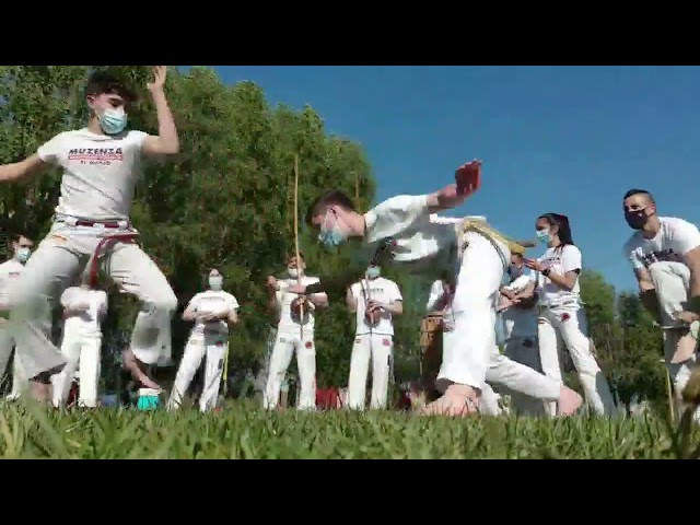 Capoeira Muzenza España