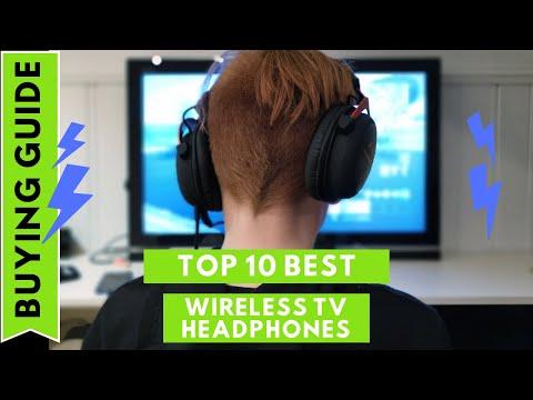 Best Wireless TV Headphones || Best Wireless Headphones for TV In 2020