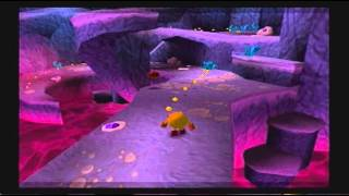 Pac-Man World 3 Walkthrough Part 3 - The Spectral Cliffs