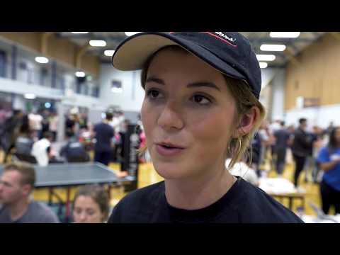 Oxford Brookes University Sports Fair 2017