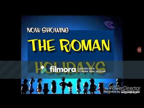 "(FAN-MADE) Boomerang: The Roman Hoildays ""Now Showing"" Bumper"