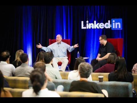 LinkedIn Speaker Series:  Robert Putnam