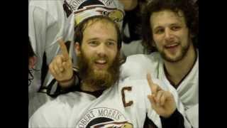 Robert Morris University-Peoria Hockey Team video 2012