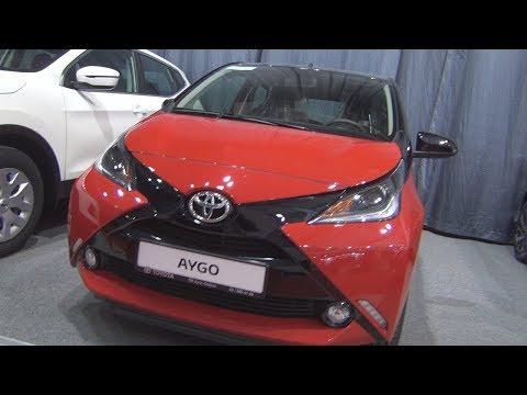 2018 Toyota Aygo X-cite Exterior Walkaround