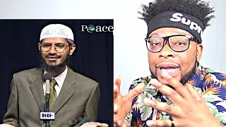 CATHOLIC REACTS TO Why Most Terrorists Are Muslim - Dr.Zakir Naik