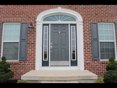 Front Door Grey Paint For Home Designs