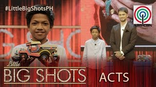 Little Big Shots Philippines: Jupel | 13-year-old Toy Maker