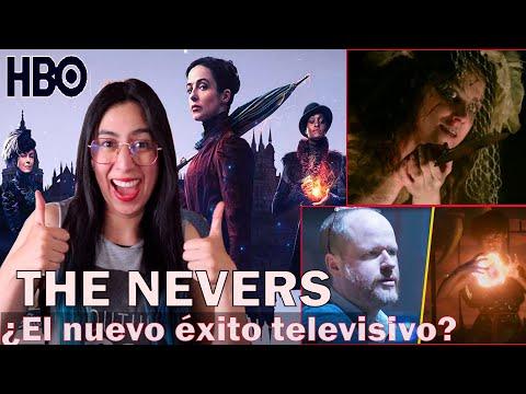 THE NEVERS la nueva gran apuesta de HBO 🔥 Superpoderes, fantasía, ciencia ficción, acción intensa...