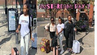 The Amsterdam vlog #1
