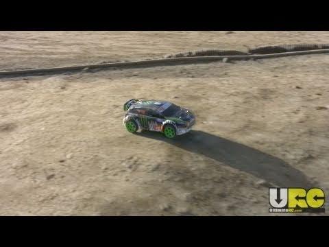 Traxxas Rally VXL Ken Block - Off-road