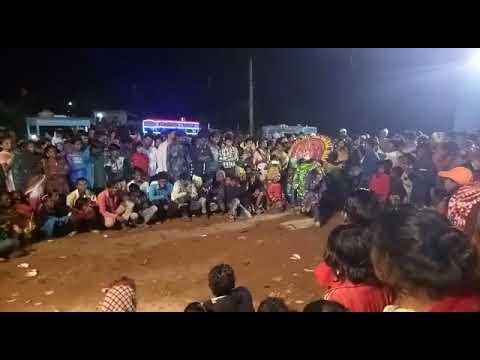 Chhao nach(dance) in Purulia