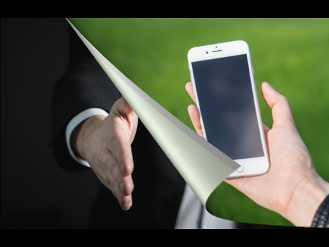 Что нужно сделать перед продажей IPhone