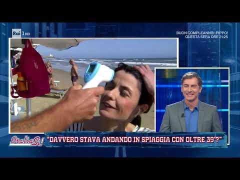 Sperlonga, turista al mare con febbre alta: il lido nega l'accesso in spiaggia - ItaliaSì! 06/06/20