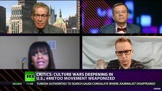 CrossTalk on America's culture war: Blood Sport