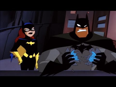 Batman! You're All Right! Batgirl! Yes! I Am Absolutely Calm!