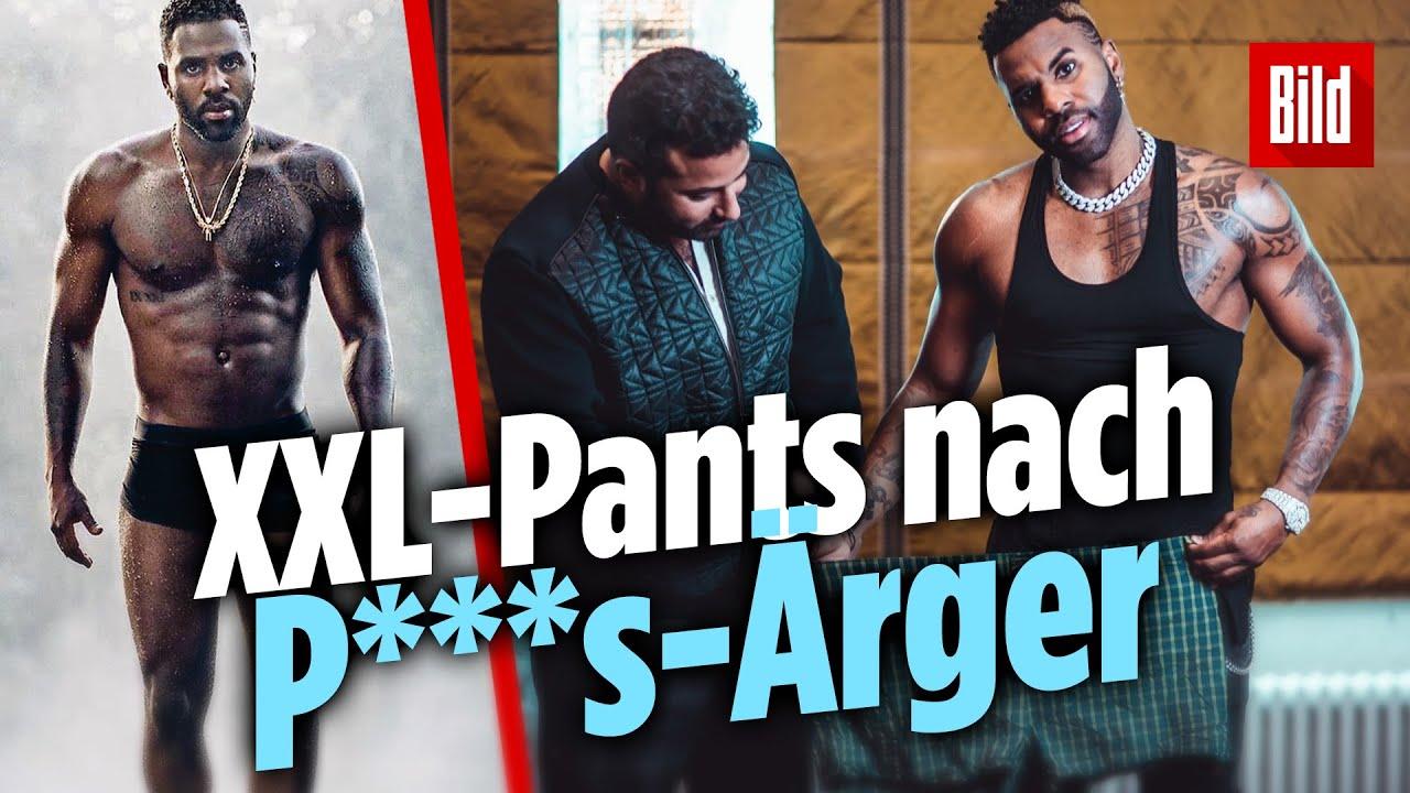 Download Was Jason Derulo mit DIESER XXL-Unterhose anstellen will