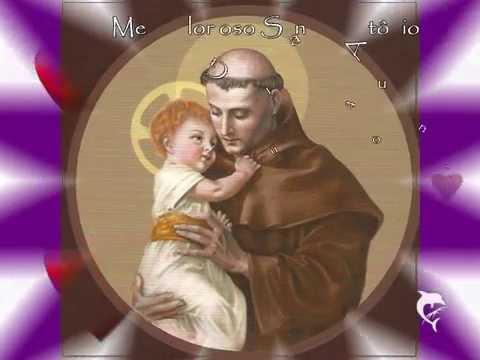 Oração ao glorioso Santo Antonio