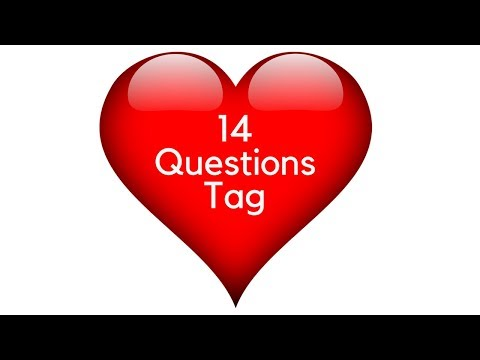 14 Questions Valentine Tag