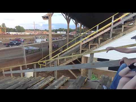 Belle Clair Speedway July 27 2018 Pro-Mod Heat