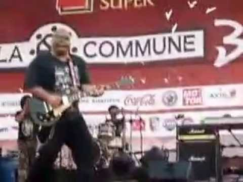 Honky Tonk Women (Rolling Stones) - Covered By ALLIGATOR Feat SYLVIA SAARTJE Live @ Yonif 201 TNI AD
