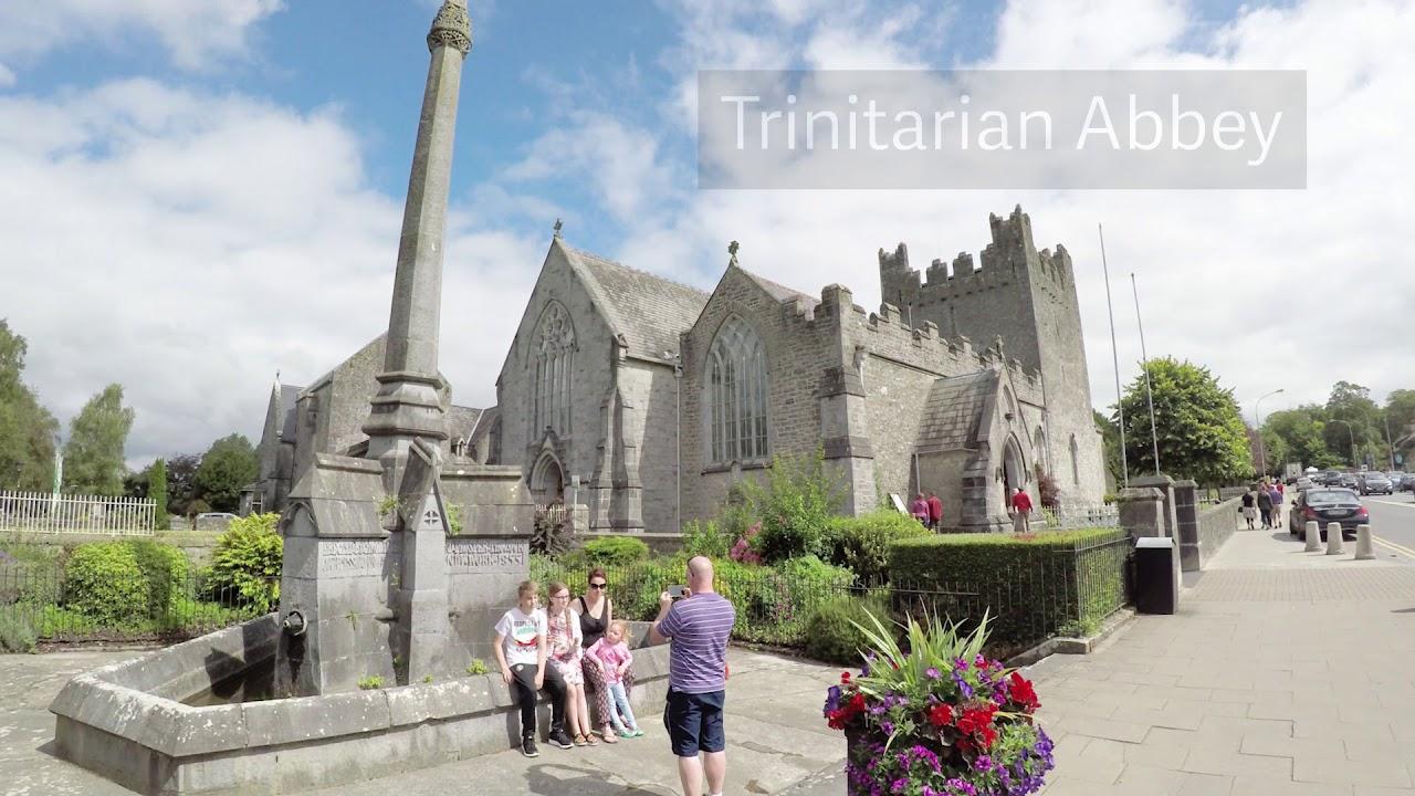 Adare Castle Ireland Map.Ireland Adare Desmond Castle Youtube