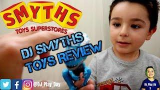 DJ Smyths Toys Review