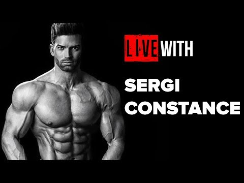 Sergi Constance Interview: Global Superstar Headed to Olympia