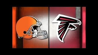 Week 10: Browns vs Falcons Preview!