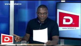 Le Debat TV / Les journalistes Assalé Tiémoko et Félix Bony débattent de l'actu