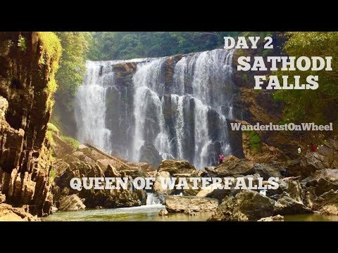SATHODI FALLS | OFF-ROADS TO NO ROADS | QUEEN OF FALLS | UNEXPLORED WESTERN GHATS WanderlustOnWheel