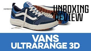 UNBOXING+REVIEW - Vans UltraRange 3D