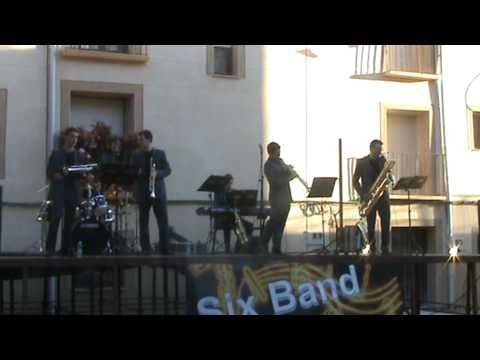 "SIX BAND - ""Stand by me"" - Grávalos (La Rioja).MPG"