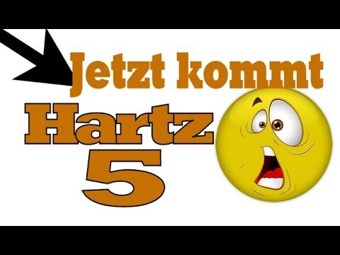 Jetzt kommt Hartz 5 -  Jetzt mit Arbeitszwang ?