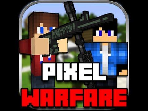 Pixel Warfare!! Paco Games - Snachs YT