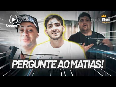 👑 MATIAS LACAVA RESPONDE PERGUNTAS DO SÓCIO REI