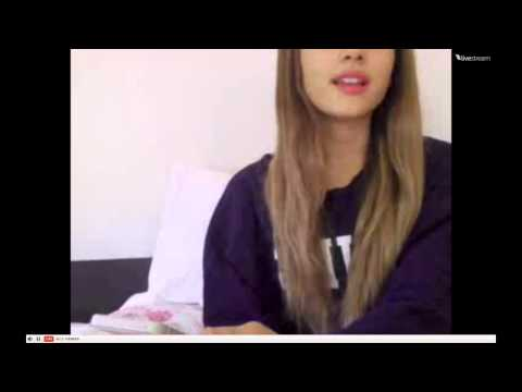 Ariana Grande Live Chat 3/17/2014
