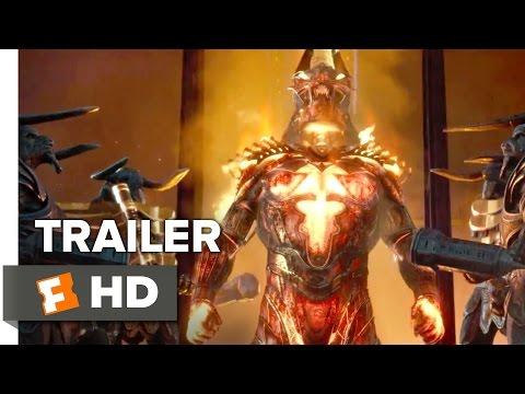 Gods Of Egypt TRAILER 1 (2015) - Gerard Butler, Brenton Thwaites Movie HD