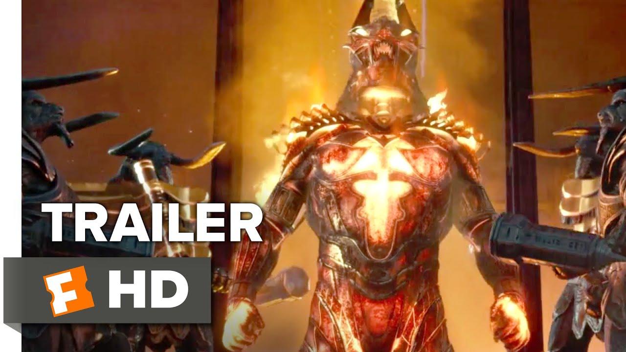 Download Gods of Egypt TRAILER 1 (2016) - Gerard Butler, Brenton Thwaites Movie HD