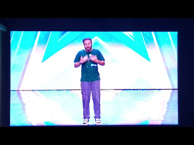 Simone Italia's Got Talent - Slam Poetry