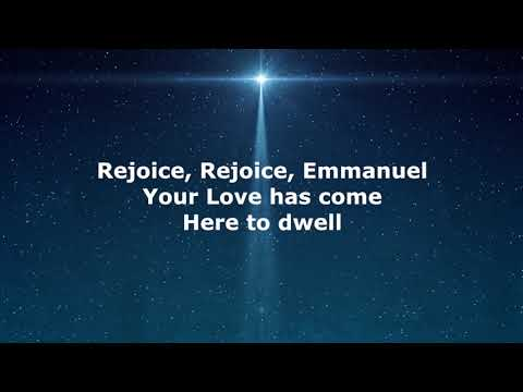 Hymn of Joy | Chris Tomlin Cover in F | Lyric Video