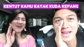 Feli HIto Main Bisik Bisikan Dalem Mobil! Absurd Tapi Ngakak Parah! | Felicya Angelista