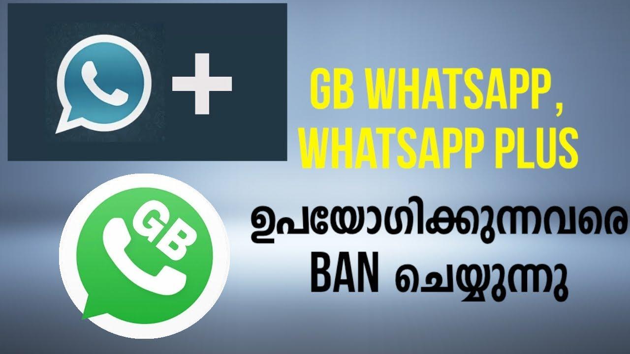 GB WhatsApp, WhatsApp Plus ഉപയോഗിക്കുന്നവർക്ക് 8 ന്റെ പണി | Tech Malayalam + video